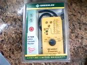 GREENLEE Multimeter 5708 GFCI CIRCUT TESTER